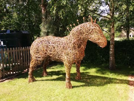 Suffolk Punch horse, Suffolk Show