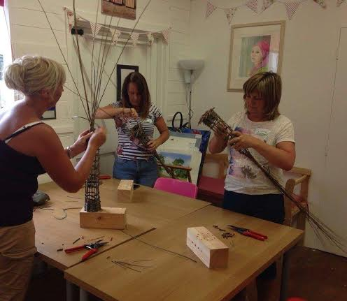 Terling arts n craft studio 2016